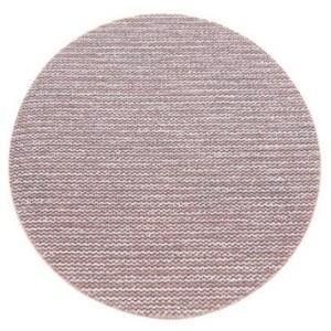 Nettmønstret slipepapir Mirka Abranet 5423205080; 125 mm; P80