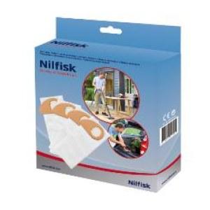 Støvpose Nilfisk-ALTO Buddy II; 4 stk
