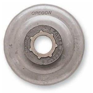 "Clutch trommel med utskiftbar drev Oregon 29313x; .3/8""; 7 tenner"