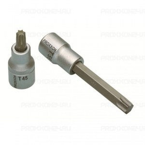 Skrupipe Proxxon 23493; 1/2''; TX 45; 55 mm