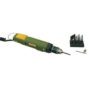 Elektrisk skrutrekker Proxxon MIS 1; 50 W + tilbehør