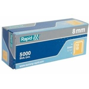 Klammer Rapid; 10,6x8 mm; 5000 stk; typa 13
