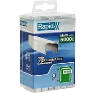 Klammer Rapid; 10,6x8 mm; 5000 stk; typa 140