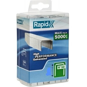 Klammer Rapid; 10,6x10 mm; 5000 stk; typa 140