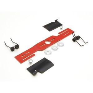 Universal mosefjerner / plenklipper 1-719, 45-53 cm