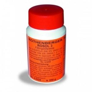 Loddepasta Rothenberger Rosol3; 0,25 kg