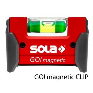 Vaterpass Sola GO! magnetic CLIP