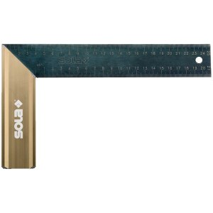 Vinkelmåler Sola SRG 350; 350x170 mm