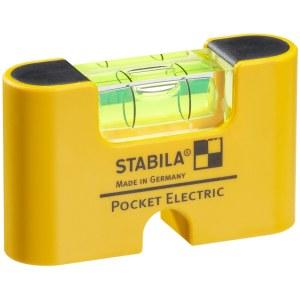 Vaterpass Stabila 101 Pocket Electric