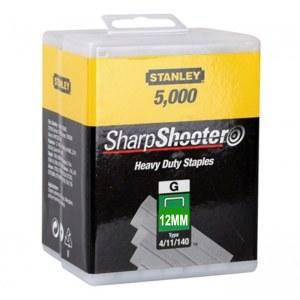 Klammer Stanley 1-TRA708-5T; 12 mm; 5000 stk; type 4