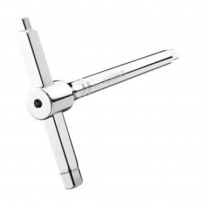 T-formet skrutrekker Stanley STHT80872-0; 1/4''; 3/8''