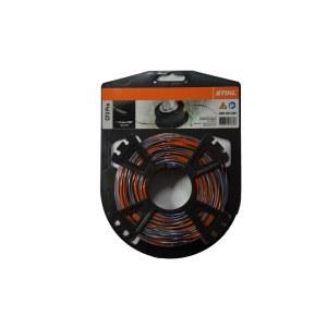 Trimmertråd Stihl CF3 Pro; 2,4 mm x 35 m