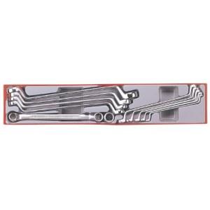 Fastnøkkelsett Teng Tools TTX6311; 11 stk