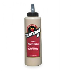 Trelim Titebond II Dark Wood Glue; 474 ml