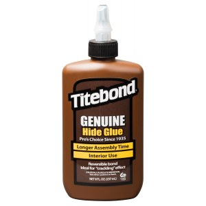 Trelim Titebond Liquid Hide Glue; 237 ml