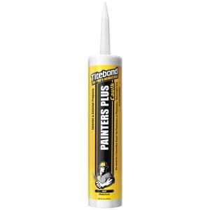 Tetningsmiddel for innendørs og utendørs arbeid Titebond; 300 ml grå