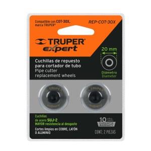 Skjærehjul Truper REP-COT-30X; 2 stk