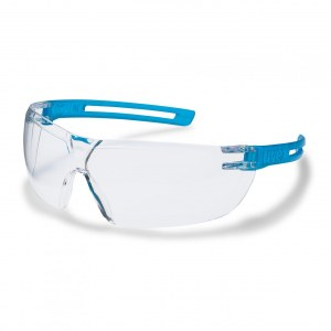 Vernebriller Uvex X-Fit; Supravision excellence; klar; blå