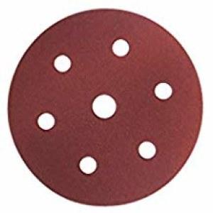 Sandpapir for eksenterslipere Virutex; 225 mm; P24; 10 stk