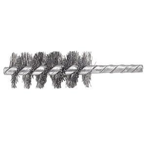 Stålbørste Wolfcraft 2104000; 28x60 mm