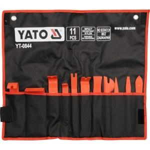 Verktøysett Yato YT-0844; 11 stk