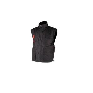 Vest Yato Dugo; S; svart