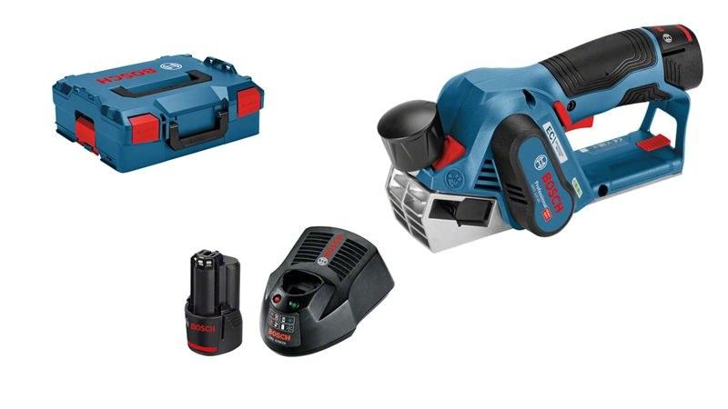 GHO 12V 20 Bosch Høvel uten batterier og lader | Kjøp hos