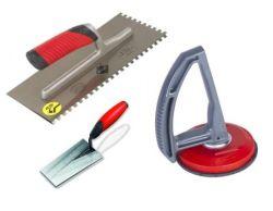 Håndverktøy for fliser